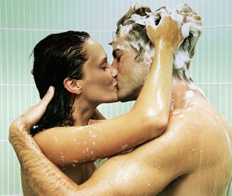 Fare la doccia insieme
