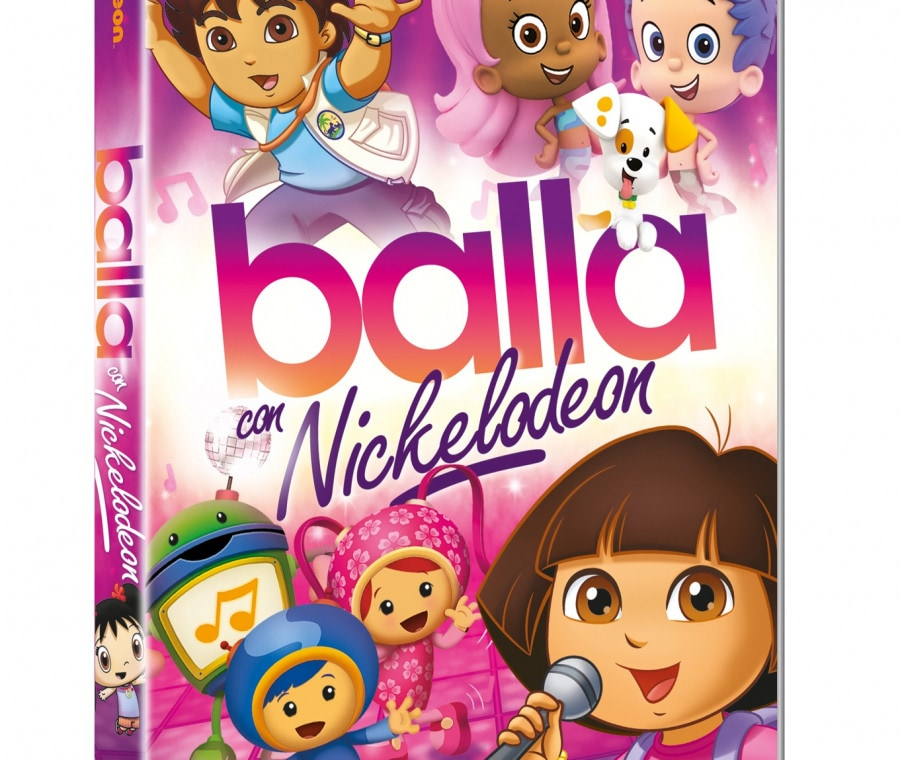 balla-con-nickelodeon-video-dvd