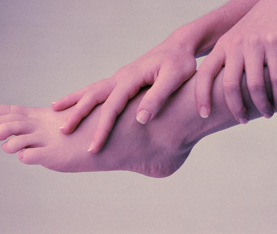 I piedi diventano più grandi