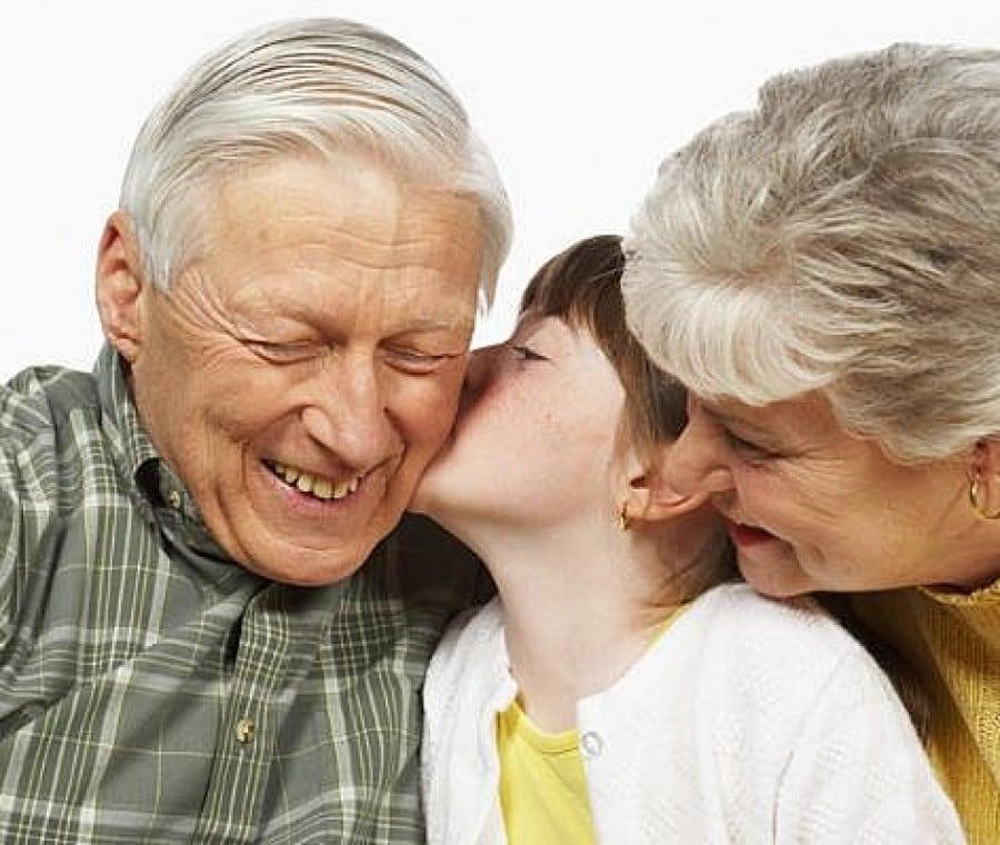 2 ottobre - festa dei nonni