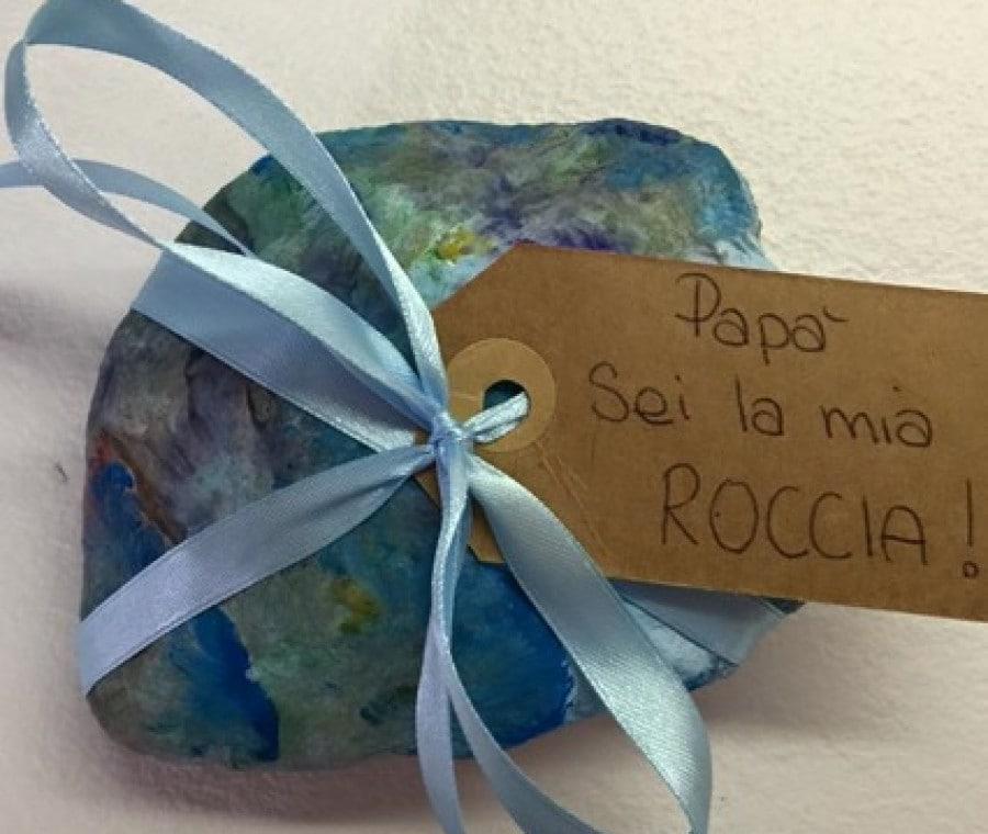 Papà sei la mia roccia