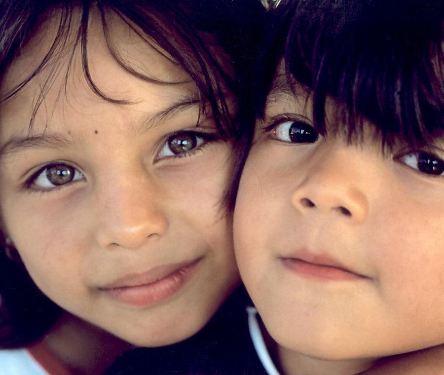 Bambini del Guatemala