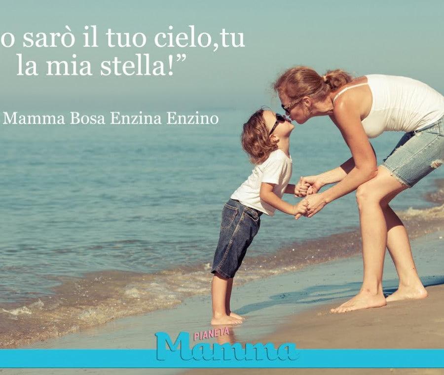 Le frasi dei bambini alle loro mamme| Io sarò il tuo cielo, tu la mia stella| Foto