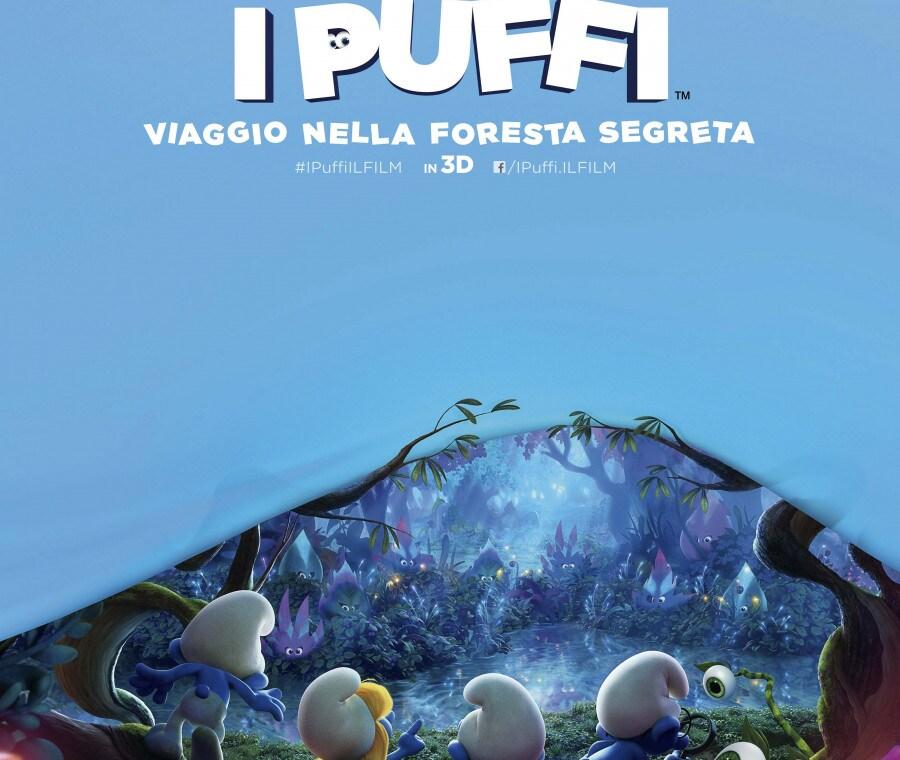 Puffi Teaser Poster