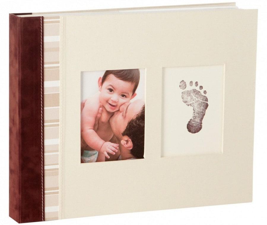 Regali per la festa dei nonni 2015 | Album dei ricordi con impronta | Foto