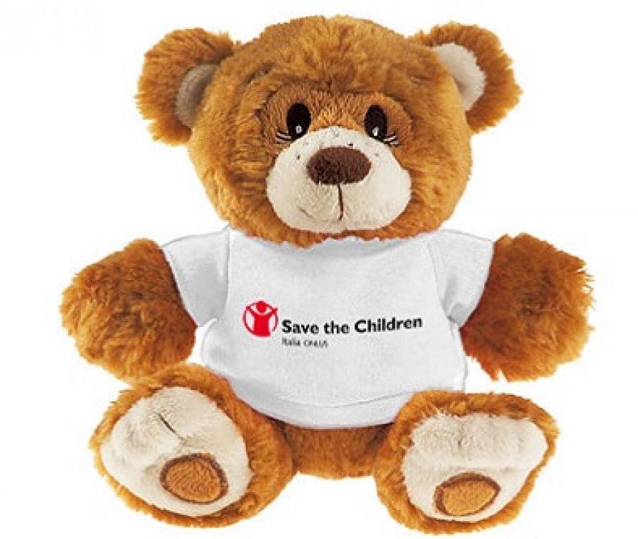 Regali di Natale solidali | Peluche Save the Children | Foto