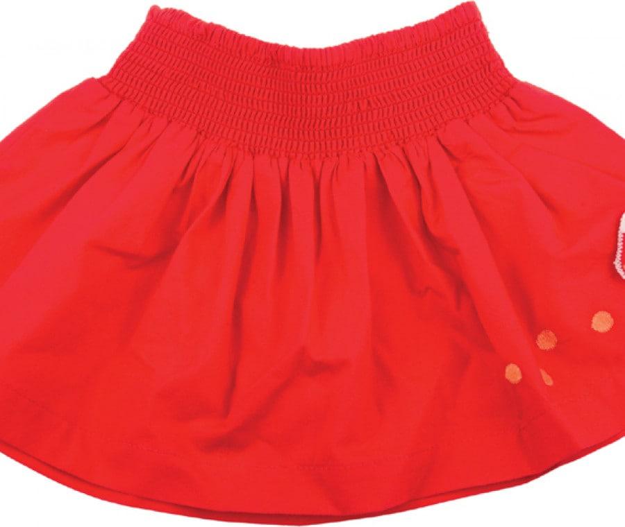 TucTuc minigonna rossa