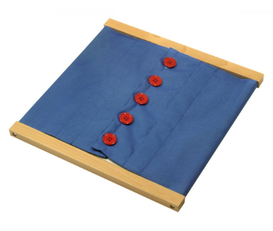 Tavola con bottoni